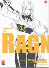 Ragnarok (Kotobuki) -3- Tome 3