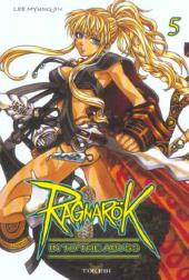 Ragnarök into the abyss -5- Tome 5