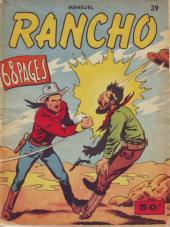 Rancho (S.E.R) -39- La folie de thunder jack