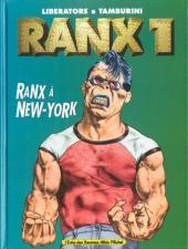RanXerox -1d2000- Ranx à New York