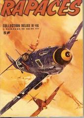 Rapaces (Impéria) -Rec46- Collection reliée N°46 (du n°308 au n°311)