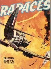 Rapaces (Impéria) -Rec53- Collection reliée N°53 (du n°336 au n°339)