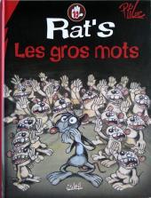 Rat's -10- Les gros mots