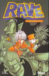 Rave -15- Tome 15