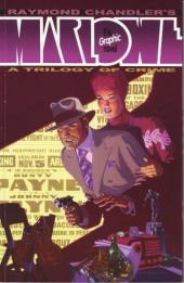 Raymond Chandler / Philip Marlowe -2- A trilogy of crime
