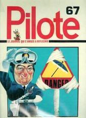 (Recueil) Pilote (Album du journal - Édition française cartonnée) -67- Reliure n°67