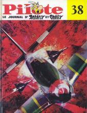 (Recueil) Pilote (Album du journal - Édition française cartonnée) -38- Reliure n°38