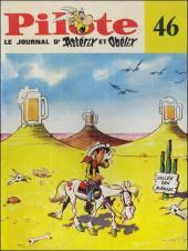 (Recueil) Pilote (Album du journal - Édition française cartonnée) -46- Reliure n°46