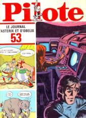 (Recueil) Pilote (Album du journal - Édition française cartonnée) -53- Reliure n°53