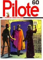(Recueil) Pilote (Album du journal - Édition française cartonnée) -60- Reliure n°60