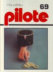 (Recueil) Pilote (Album du journal - Édition française cartonnée) -69- Reliure n°69