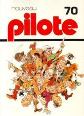 (Recueil) Pilote (Album du journal - Édition française cartonnée) -70- Reliure n°70