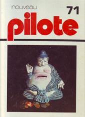 (Recueil) Pilote (Album du journal - Édition française cartonnée) -71- Reliure n°71
