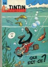 (Recueil) Tintin (Album du journal - Édition française) -54- Tintin album du journal