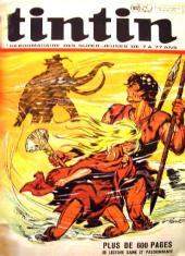 (Recueil) Tintin (Album du journal - Édition belge) -102- Tome 102