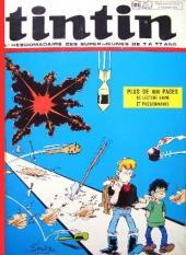 (Recueil) Tintin (Album du journal - Édition belge) -106- Tome 106