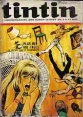 (Recueil) Tintin (Album du journal - Édition belge) -107- Tome 107