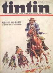 (Recueil) Tintin (Album du journal - Édition belge) -111- Tome 111