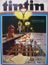 (Recueil) Tintin (Album du journal - Édition belge) -115- Tome 115