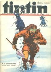 (Recueil) Tintin (Album du journal - Édition belge) -120- Tome 120