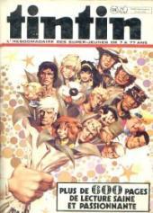 (Recueil) Tintin (Album du journal - Édition belge) -124- Tome 124