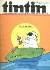 (Recueil) Tintin (Album du journal - Édition belge) -127- Tome 127