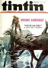 (Recueil) Tintin (Album du journal - Édition belge) -128- Tome 128