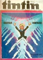 (Recueil) Tintin (Album du journal - Édition belge) -129- Tome 129