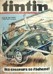 (Recueil) Tintin (Album du journal - Édition belge) -130- Tome 130