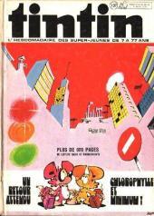 (Recueil) Tintin (Album du journal - Édition belge) -137- Tome 137
