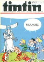 (Recueil) Tintin (Album du journal - Édition belge) -139- Tome 139