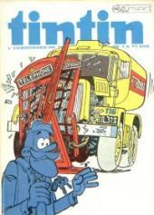 (Recueil) Tintin (Album du journal - Édition belge) -142- Tome 142