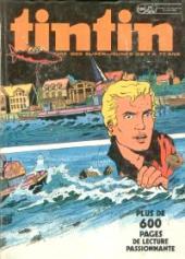 (Recueil) Tintin (Album du journal - Édition belge) -144- Tome 144
