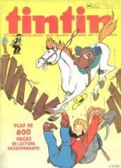 (Recueil) Tintin (Album du journal - Édition belge) -147- Tome 147