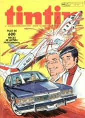 (Recueil) Tintin (Album du journal - Édition belge) -153- Tome 153