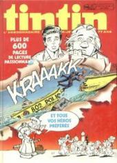(Recueil) Tintin (Album du journal - Édition belge) -158- Tome 158