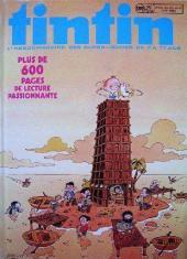 (Recueil) Tintin (Album du journal - Édition belge) -159- Tome 159