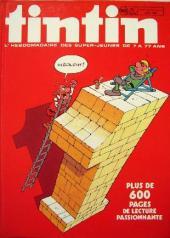 (Recueil) Tintin (Album du journal - Édition belge) -162- Tome 162