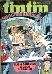 (Recueil) Tintin (Album du journal - Édition belge) -167- Tome 167