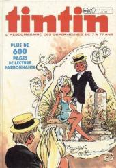 (Recueil) Tintin (Album du journal - Édition belge) -168- Tome 168