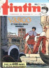 (Recueil) Tintin (Album du journal - Édition belge) -186- Tome 186