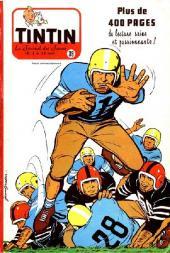 (Recueil) Tintin (Album du journal - Édition belge) -39- Tome 39