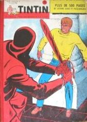 (Recueil) Tintin (Album du journal - Édition belge) -71- Tome 71