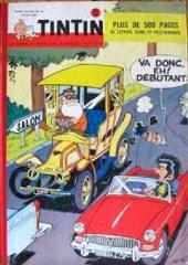 (Recueil) Tintin (Album du journal - Édition belge) -72- Tome 72