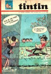(Recueil) Tintin (Album du journal - Édition belge) -73- Tome 73