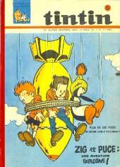 (Recueil) Tintin (Album du journal - Édition belge) -74- Tome 74