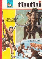 (Recueil) Tintin (Album du journal - Édition belge) -79- Tome 79