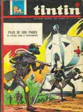 (Recueil) Tintin (Album du journal - Édition belge) -81- Tome 81