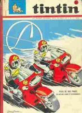 (Recueil) Tintin (Album du journal - Édition belge) -83- Tome 83