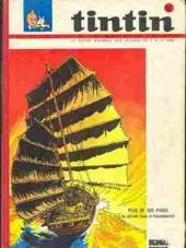 (Recueil) Tintin (Album du journal - Édition belge) -84- Tome 84